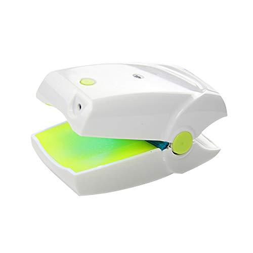 Dispositivo láser de limpieza de uñas, tratamiento para los hongos de las uñas, limpia y mejora la salud de las uñas, adecuado para el cuidado de las uñas de las manos y los pies