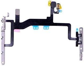 XcellentFixParts Power Button Volume Mute Switch Reemplazo para iPhone 6s - Power ON Off, Volumen, Mudo, Sensor de Luz e Proximidad Conector Flex Cable