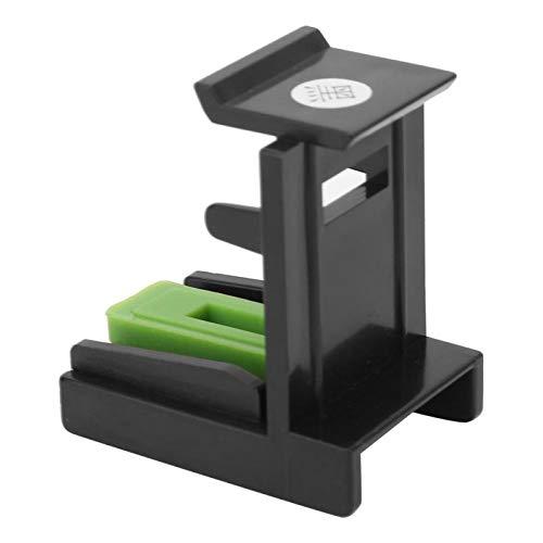 Black Fit for HP818 Cartucho de tinta de herramienta para HP817 (Modelos Canon aplicables (negro))