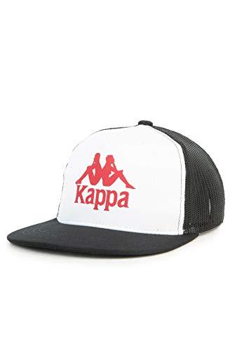 Kappa - Gorra con visera Authentic BZADWAL Black-White 304KRL0 909 59