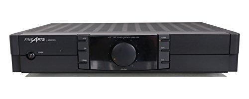 Grundig Fine Arts V12 Stereo Verstärker in schwarz