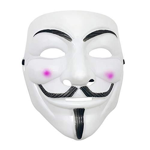 V for Vendetta Mask, Freedom Fighter V