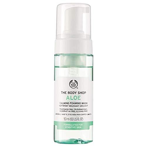 Espuma De Limpeza Facial Calmante Aloe Vera 150ML