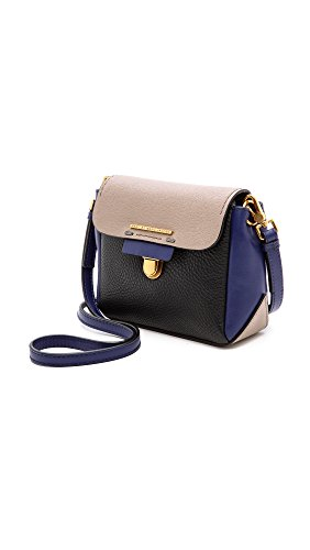 Marc by Marc Jacobs Women's Sheltered Island Noha Bag, Cement Multi, One Size