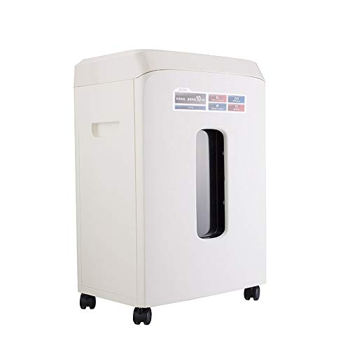 Fantastic Prices! Office Household Shredder 5 Level High Security 6 Sheets/Time 15L Paper Scrap Barr...