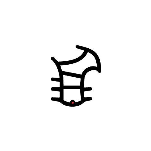 DIWARO.® Stahlzargen-Dichtung SZ309 | grau, weiß und schwarz | 5 lfm für Haus- und Innentüren. Zum Schallschutz und abdichten der Tür. Bestehend aus TPE (Thermoplastischen Elastomer) (schwarz)