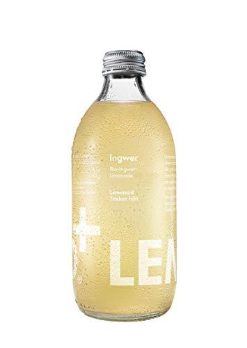 MEHRWEG LemonAid LemonAid mit Ingwer (330 ml) - Bio
