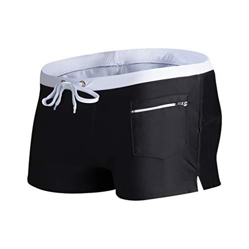 Yowablo Compression Shorts pour Hommes Short de...