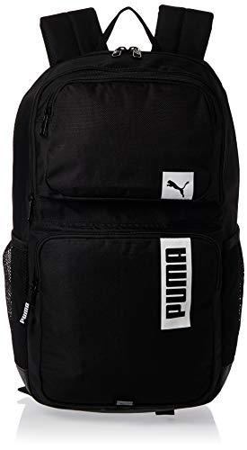 PUMA Deck Backpack II Mochilla, Unisex Adulto, Black, OSFA