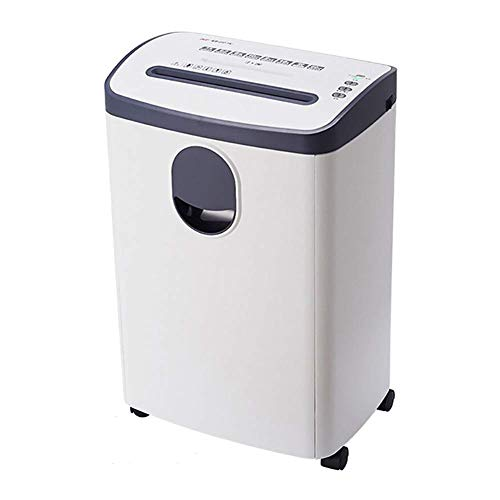 Save %9 Now! Shredder Paper shredders for Home use Cross Cut Heavy Duty Paper shredders for Office u...