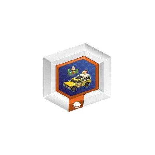 PIZZA PLANET DELIVERY TRUCK [video game]