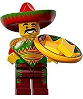 LEGO Taco Tuesday Guy #12 The Movie Minifigure Series Set 71004SEALED Retail Packaging