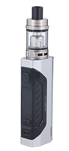 SMOK Rigel Mini E Zigaretten Set- 80W, TFV9 Mini Clearomizer, Silber