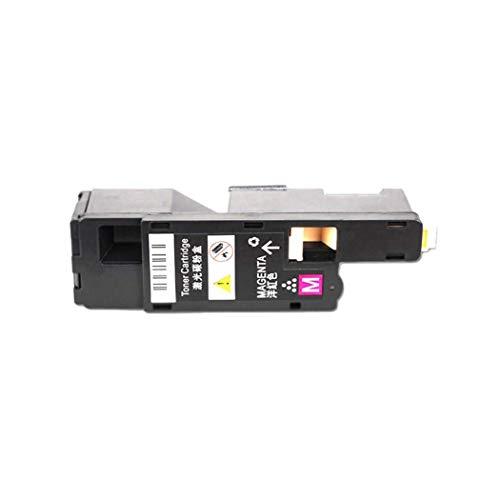 Compatible con Dell E525 Cartucho de tóner E525W Dell 593-BBJX 583-BBJU Tóner, Adecuado para impresoras láser de color (BK: 2000 Páginas CMY: 1400 PÁGINAS) red