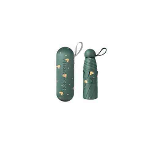 Sun umbrella Sonnenschirm, leicht und tragbar, Regenschirm und Regenschirm, Sonnenschirm, Weltraumschirm, Sonnenschutz, UV-Schutz