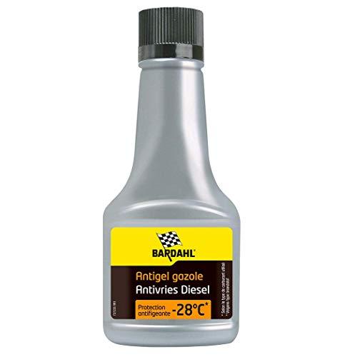 BARDHAL 2002357 Frostschutzmittel Diesel, 125 ml