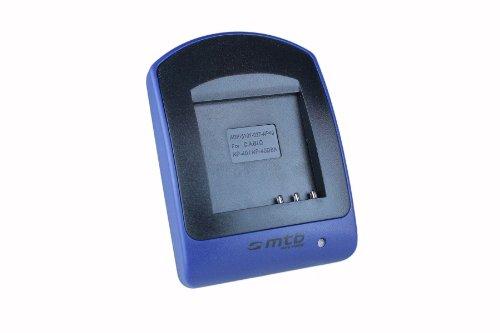 Cargador (Micro-USB, sin Cables/adaptadores) para NP-40, LB-060 // Kodak, Pentax, Medion, Rollei, Silvercrest. Ver Lista!