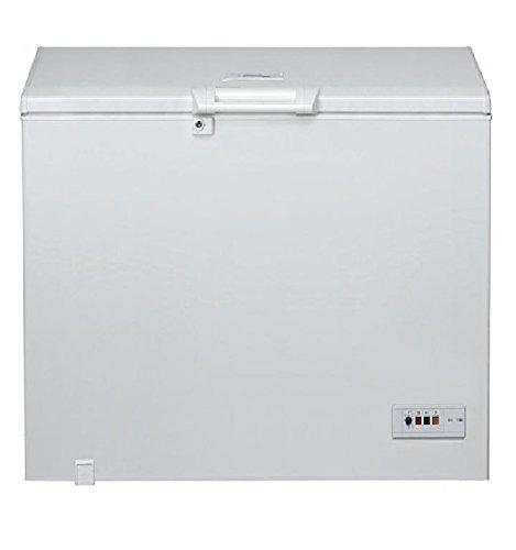 Bauknecht GT 219A3+ autonome Premiumqualität A + + + Weiß–Tiefkühltruhen (Premiumqualität, 20kg/24h, sn-t, 42dB, A + + +, Weiß)