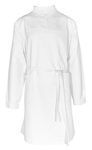 KOKOTT OP-Kittel mit Rückenverschluss (3-Knopf) aus eigener Produktion, in verschiedenen Größen, 100% Baumwolle (XL)