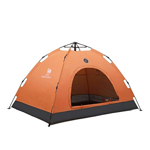 Utilisation Multiple Sports de Plein air Tente Camping Pluie Automatique Épaississement crème Solaire Vitesse Open Home Extérieur Intérieur Tente Pliante Coupe-Vent Respirant Équipement d'extérieur