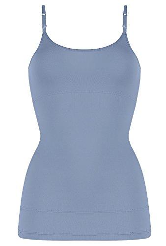 Triumph Damen Unterhemd Trendy Sensation Shirt 01, Schwarz (BLACK), M
