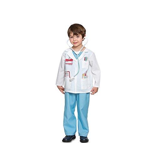Fyasa 720833-t00bebé disfraz de médico, pequeño