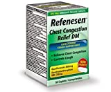 Refenesen DM Chest Congestion Relief DM 50ct Caplets