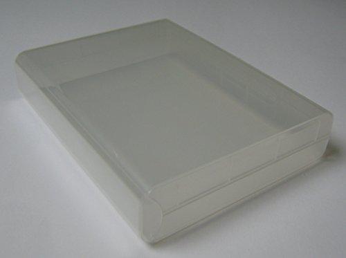 10 Stück Kronenberg24 Multi-Storage-Box durchsichtig Aufbewahrungsbox transparent 150x195x40mm