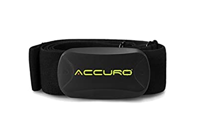 Accuro HRM306 Heart Rate Monitor w/Bluetooth, ANT+, and Memory
