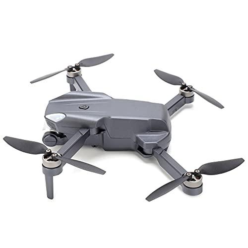 Drone RC con Fotocamera 4K HD, Ottico, GPS Droni RC Senza spazzole, Ritorno a casa, con Cambio Obiettivo Doppio, Zoom Obiettivo 50x per Viaggi, Campeggio, Registrazione Video