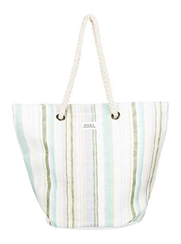 ROXY Sunseeker - Beach Bag - Strandtasche - Frauen - ONE SIZE - Weiss