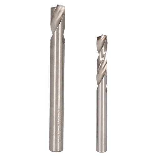 Spot Weld Drill/Remover/Cutter Cobalt tip 2pc 6mm and 8mm AT111