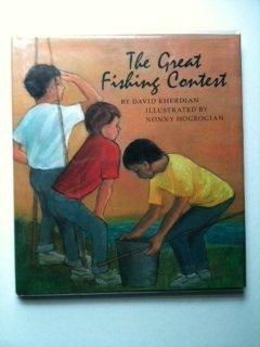 Great Fishing Contes 0399222634 Book Cover