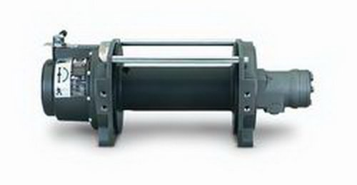 WARN 30283 Series 9 Vehicle Mounted 12V DC Industrial Electric Winch, 4.5...