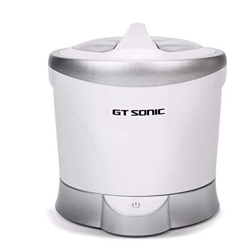 JTIH® Ultrasone reinigingsmachine, 600 ml, kleine huishoudelijke, wasmachine, ultrasone reiniging, theeservies, koffieservies, wijnglas, flessenmond enz.