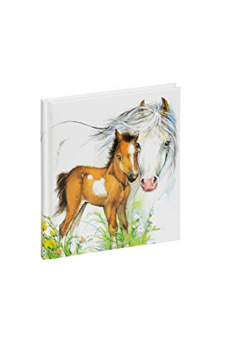 Pagna 20153-15 Poesiealbum Süßes Fohlen 128S blanko