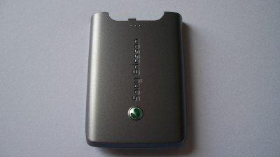 Akkudeckel DarkGrey Sony Ericsson K610/i