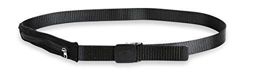 Tatonka Damen Geldgürtel Travel Lady Belt, Black, 105 x 2.5 cm, 2866