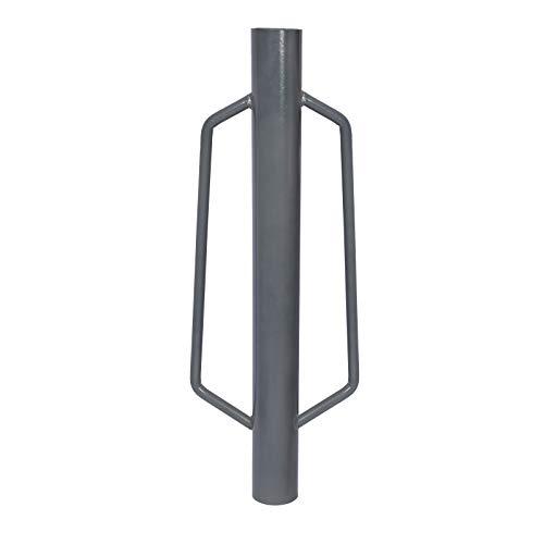 Pilon pour Piquet Poteau de clôture Ø66mm 16kg Acier Robuste Martelage précis Enfonce-pieux