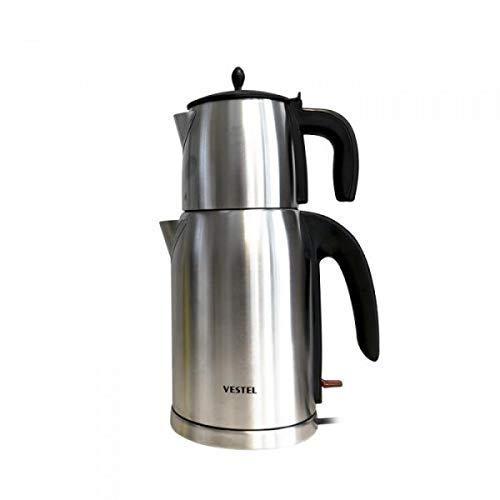 Vestel Teekocher Tee Maschine 20242148 Mit 2200W und 2,8L Kocher - Vestel Çay Makinesi