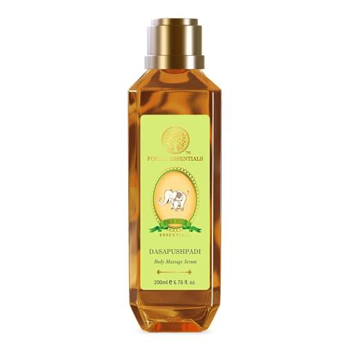 Forest Essentials Dasapushpadi Baby Body Massage Serum 200ml (Baby Oil)