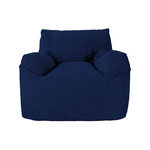 SILLÓN Puff CANEK, Ideal para jóvenes y Adultos, de Estilo Divertido y Relajado, súper cómodo, Relleno de Espuma amigable con el...