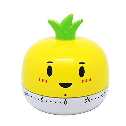 Lumanuby. Temporizador Dibujos Animados Frutas Vegetales