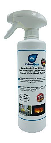 KaiserRein Geruchsentferner + Geruchsabsorber 500 ml Brand-, Kamin-, Ofen- Nikotin- Gerüche
