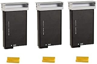 SimplyGo Rechargeable Battery (3 Pack) - Includes Terminal Protectors