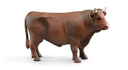 Bruder 02309 - Zubehör Bulle, braun, Landwirtschaft