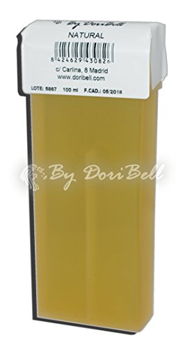 By DoriBell ® Recambio Cera Roll-On Miel 100ml. 10 Unidades
