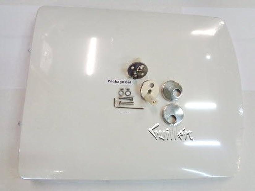 とても墓スローKohler k-e70004?Escale細長いclosed-frontトイレシート、 ホワイト K-E70004-0