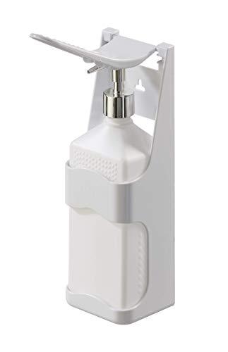 Maxel | Seifenspender Desinfektionsmittelspender | Wandseifenspender | Dispenser | Auch für Gastronomie | Seifenspender Wandbefestigung | Seifenspender Wand | Seifenspender Wandmontage |