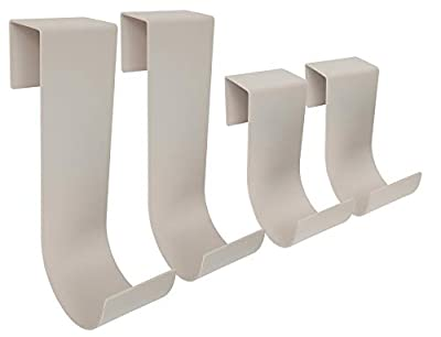 MIDE Products 13SET-T Fence Hooks, Tan/Beige